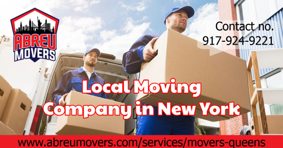 local moving company in new york